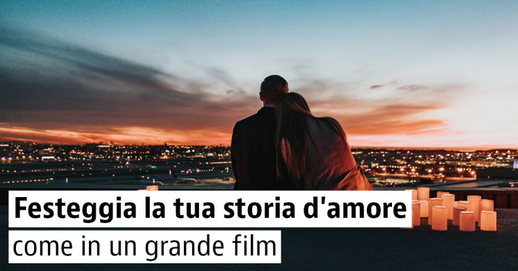 San Valentino da film