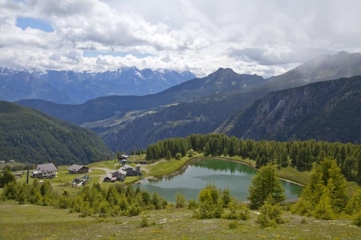 turistico lago