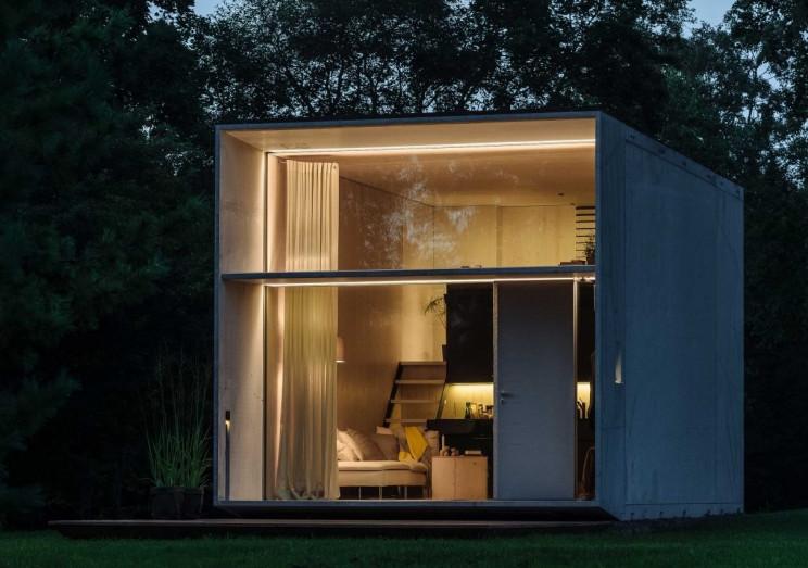 Immagine  - Lusso e comfort a tempo di record, questa casa prefabbricata è pronta in 48 ore
