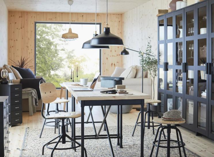 Ikea Padova Tavoli Da Giardino.Arredi Per Smart Working Idealista News