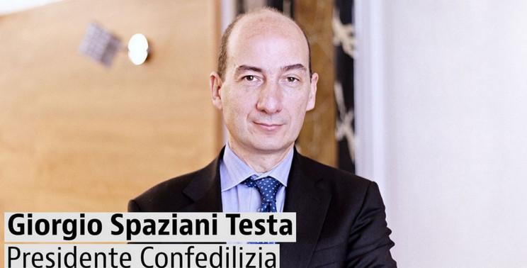 Giorgio Spaziani Testa, presidente di Confedilizia