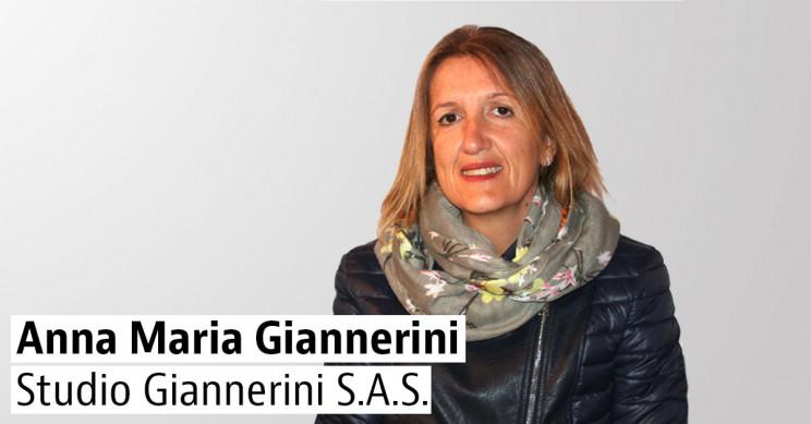 Anna Maria Giannerini, dello Studio Giannerini S.A.S.