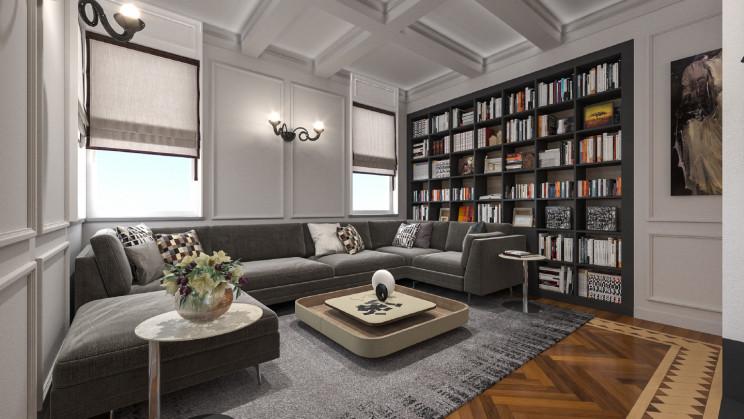 Appartamento a a firma d'autore