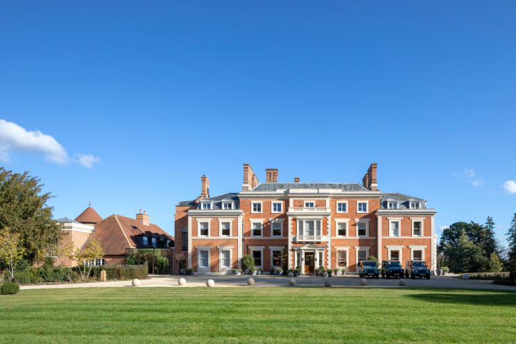 Heckfield Place, a Hampshire (Inghilterra) / Peter Cook