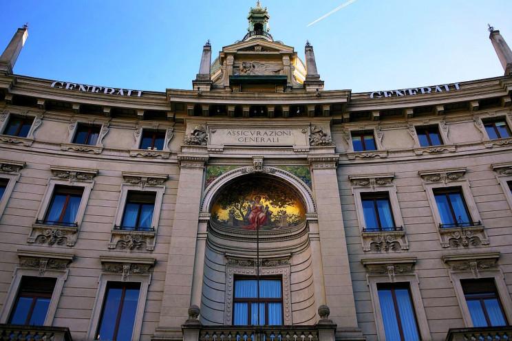 Palazzo Venezia, ex sede Generali  / Wikiwand
