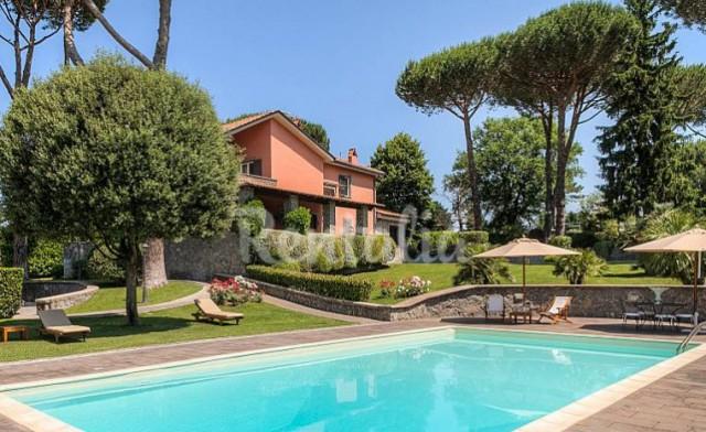 Affitti la rivoluzione del canone concordato - Villa con piscina roma ...