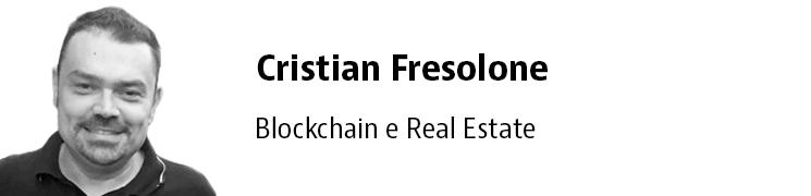 """Cristian Fresolone - <p><a href=""""https://www.linkedin.com/in/fresolone/"""" target=""""_blank"""">CristianFresolone</a>Ceo di <a href=""""https://revofactory.com"""" target=""""_blank"""">Revofactory</a>, parte di idealista, società che distribuisce il gestionale immobiliare <a href=""""https://miogest.com"""">Miogest</a>. Bitcoin hodler e appassionato di tecnologia Blockchain.</p>"""