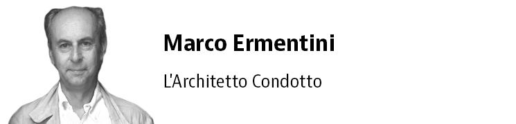 Marco Ermentini - <p>Marco Ermentini è un architetto specializzato nel recupero e nel restauro. Fa parte dello studio Ermentini Architetti, un laboratorio dell'arte dell'abitare. Collabora con Renzo Piano per il rammendo delle periferie.</p>